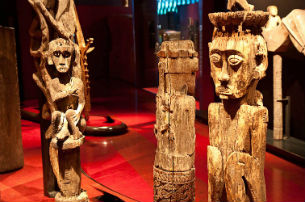 выставка в Музее современного искусства